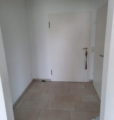 Eingangsbereich (rechts Bad)